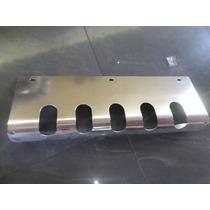 Peito Grade Frontal Para-choque Alumínio Ecosport
