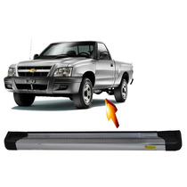 Estribo Plataforma Alumínio - Gm S10 Simples Ano 96 A 2012