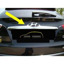 Regua Cromada Traseira Para Porta Malas Hyundai Ix35
