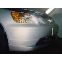 Spoiler Do Honda Civic 2001/04 Fibra Sem Pintura