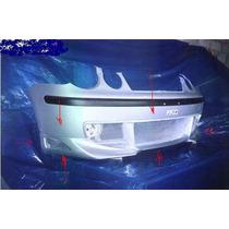 Spoiler Esportivo Exclusivo Vw Polo 2003/2007 Hatch Sem Pint