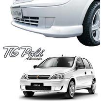 Spoiler Dianteiro Corsa Hatch E Sedan G2 2002 A 2006