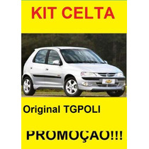 Kit Celta 00/06 Spoiler Lat + Diant + Tras Tgpoli Classico