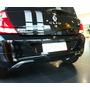 Saia Traseira Kit Sport Renault Clio 2012 2013 2014 2015 16