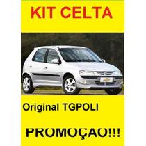 Kit Celta 00/06 Spoiler Lat + Tras + Aero 30 Leds