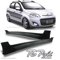 Spoiler Lateral Palio G5 2012 A 2015 Tgpoli Mod. Sport