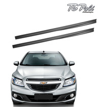 Par Spoiler Lateral Chevrolet Onix Preto Tgpoli 03.342