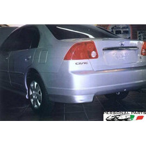 Spoiler Honda Civic 2001/04 - Frente Ou Traseira