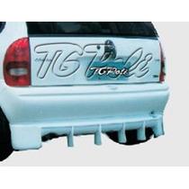 Spoiler Traseiro P/ Corsa Hatch Gi 2ou 4p 94/01 Preto Tgpoli