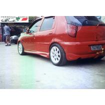 Fiat Palio 1997 Spoiler Traseiro