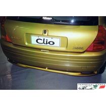 Renault Clio Hatch Sedan 00/... Spoiler Traseiro Esportivo