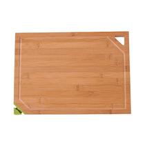 Tábua De Bamboo Com Afiardor De Faca Verde - Mor