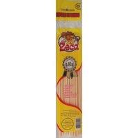 Espetinho De Bambu 25cm - Caixa Com 18 Pacote / Frete Gratis