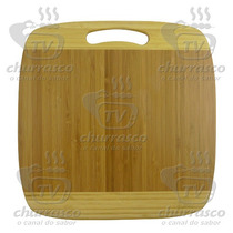 Tábua Para Corte - Bambu 32,5cmx27,5cm