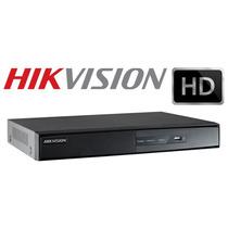 Dvr Hikvision Hd Turbo 4 Canais Em Hd 720p High Definition