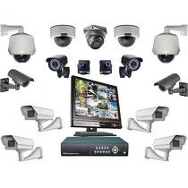 Instalação Câmeras De Segurança Parcelado 12x R$ 1.250,00