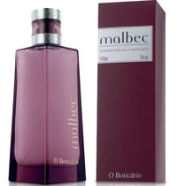 Colonia Malbec 100 Ml O Boticário