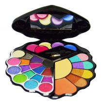 Kit Maquiagem Com Sombra 3d Luisance Ma649 - Pronta Entrega
