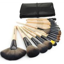 Kit 24 Pincéis De Maquiagem Make-up - Pronta Entrega