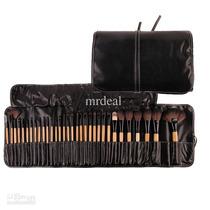 Kit Com 32 Pincéis Make-up For You - Pronta Entrega