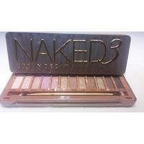 Naked3 - Estojo De Maquiagem Importado