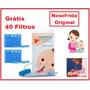 Nosefrida + 40 Filtros Aspirador Nasal Bebê