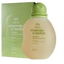 Natura Mamae Bebe Shampoo 200ml