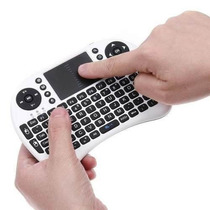 Mini Teclado Sem Fio 2.4g Touchpad Pc, Pad, Andriod Tv Box