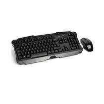Kit Gamer Teclado + Mouse - Sem Fio / Multimidia / 10 Metros