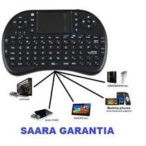 Mini Teclado Wireless Pc Note Ps3 Xbox360 Smart Tv + Bateria