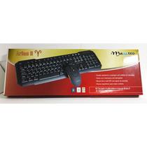 Kit Teclado E Mouse Aries Ii Game Jk 8803 Maxxtro Ref.7734