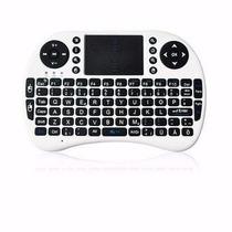 Mini Teclado Sem Fio 2.4g Touchpad Pc, Pad, Andriod Tv Box