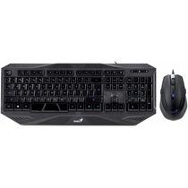 Teclado E Mouse Game Kit Gx Gaming Genius Km-g230 Usb