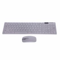 Kit Teclado + Mouse Wireless S/ Fio