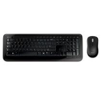 Kit Teclado E Mouse Wireless Microsoft Desktop 800 Usb Nano