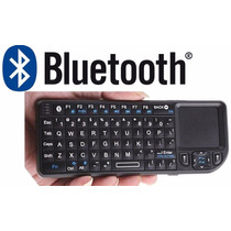 Mini Teclado Mouse Bluetooth Wireless Pc Smarttv Cel Android