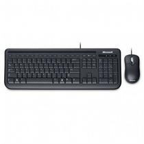 Kit Teclado E Mouse Desktop 400 Preto Microsoft