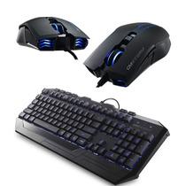 Kit Mouse E Teclado Gamer Cooler Master Storm Devastator...