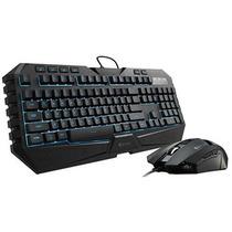 Kit Mouse E Teclado Gamer Cooler Master Storm Octane 3500dpi