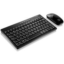 Teclado E Mouse Sem Fio 2.4ghz Slim Tc184 Multilaser + Frete