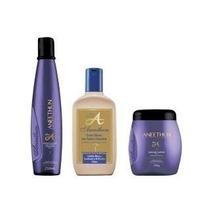 Kit Aneethun Shampoo+mascara+silicone