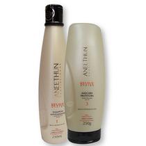 Aneethun Kit Revive System Shampoo + Máscara - Profissional