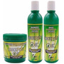 Produtos De Reconstrução Capilar Shampoo Condicionad Mascara
