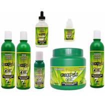 Kit Crecepelo Mascara 794g + Gotero + 1 Shampoo Extra Jaque