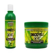 Crecepelo Mascara De 454gr + Shampoo 370ml Preço Imbatível