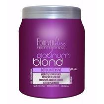 Platinum Blond Para Cabelo Boto-x Matizador Forever Liss Btx
