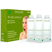 Arganplex Inoar Trio Kit (3 Produtos)