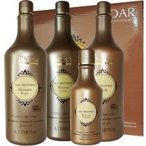 Kit Cauterização Hair Treatment Inoar 4 Produtos