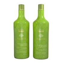 Shampoo Hidratação Inoar + Condicionador Argan 1000 Ml