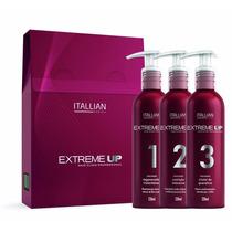 Itallian Extreme-up Hair Clinic-pós Química-3x230ml+brinde